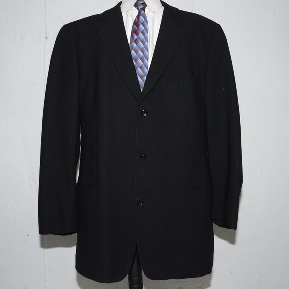 Hugo Boss Other - Hugo Boss mens sport coat size 48 Tall J1011